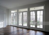 French Doors Stock Photos and Pictures