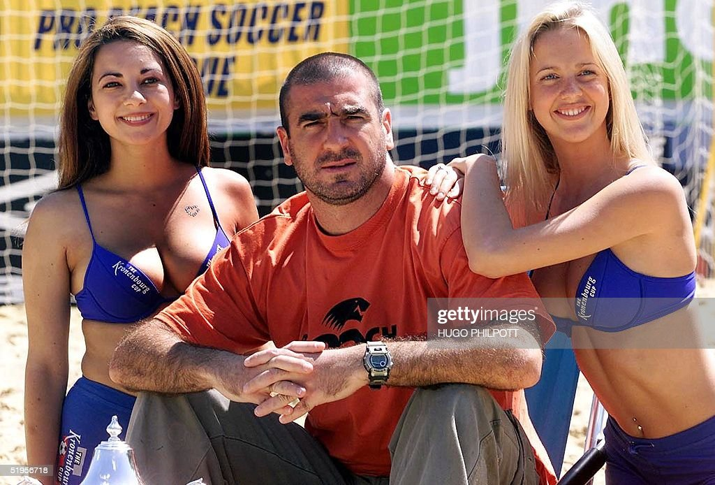 The former france international has previously criticised united's involvement in the breakaway european super league, saying the club's owners, the glazer family, should have taken the views of supporters into account. French international Eric Cantona kicks off the British ...