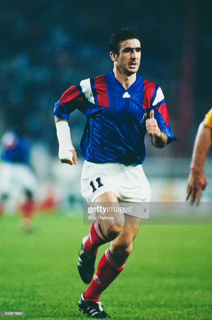 C'est l'amour de ma vie, et j'aime l'om parce que c'est marseille 1 842 French Eric Cantona Photos And Premium High Res Pictures Getty Images