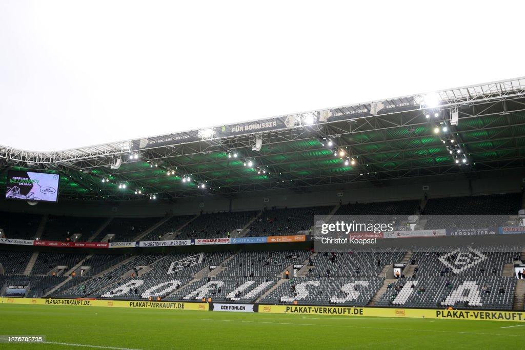 https www gettyimages de fotos stadium borussia park