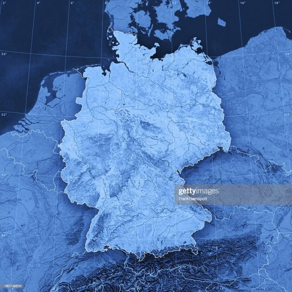 Topographic Map Germany.20 Topographic Map Of Germany Pictures And Ideas On Meta Networks