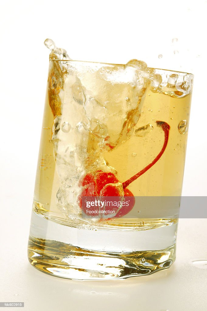 Drinks Ginger Vodka And Ale Made