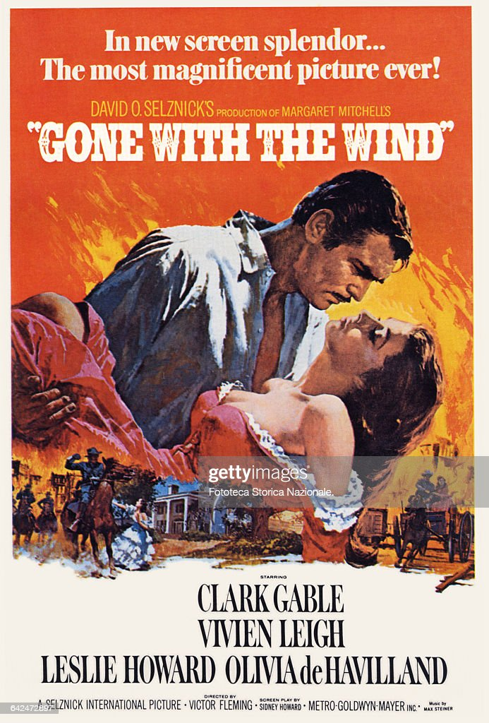 Gone With The Wind Stock Photos and Pictures  Getty Images