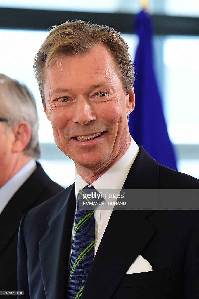 Grand Duke Luxembourg Website