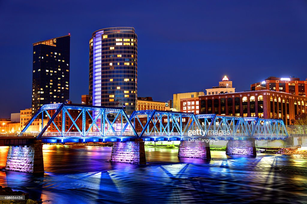 Grand Rapids Michigan Stock Photos and Pictures   Getty Images