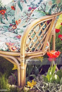 Grandmas Old Chair Stock Photo | Getty Images