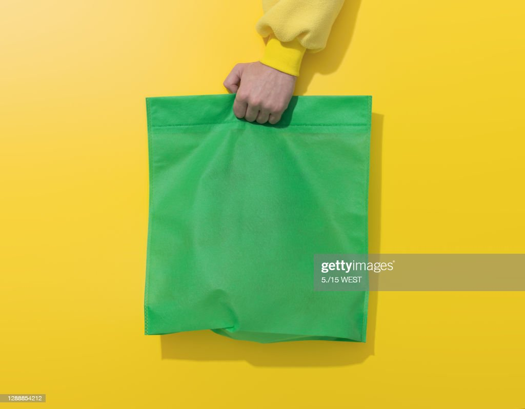 The range of usage of a drawstring bag only shows how functional and easy to use it is. 1 490 Shopping Bag Mockup Photos And Premium High Res Pictures Getty Images