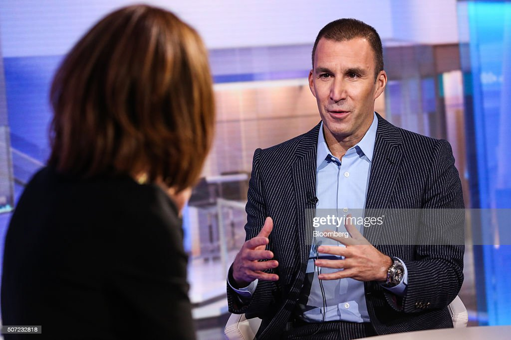 Equinox Fitness Club Chief Executive Officer Harvey Spevak Interview | Getty Images