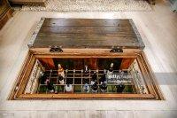 Wine Cellar In Floor - Home Design