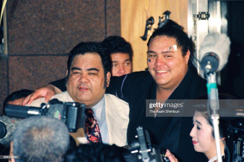 相撲 親方 ストックフォトと畫像 | Getty Images