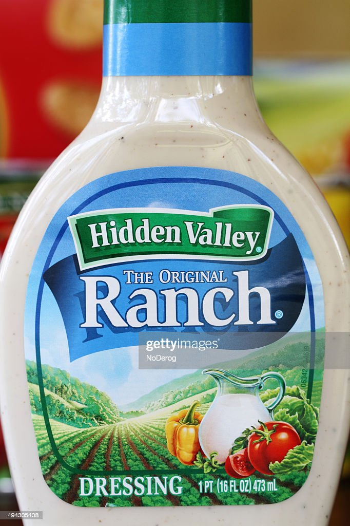 60 top ranch dressing