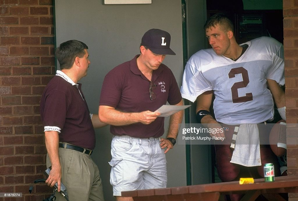 Leslie County QB Tim Couch Pictures Getty Images