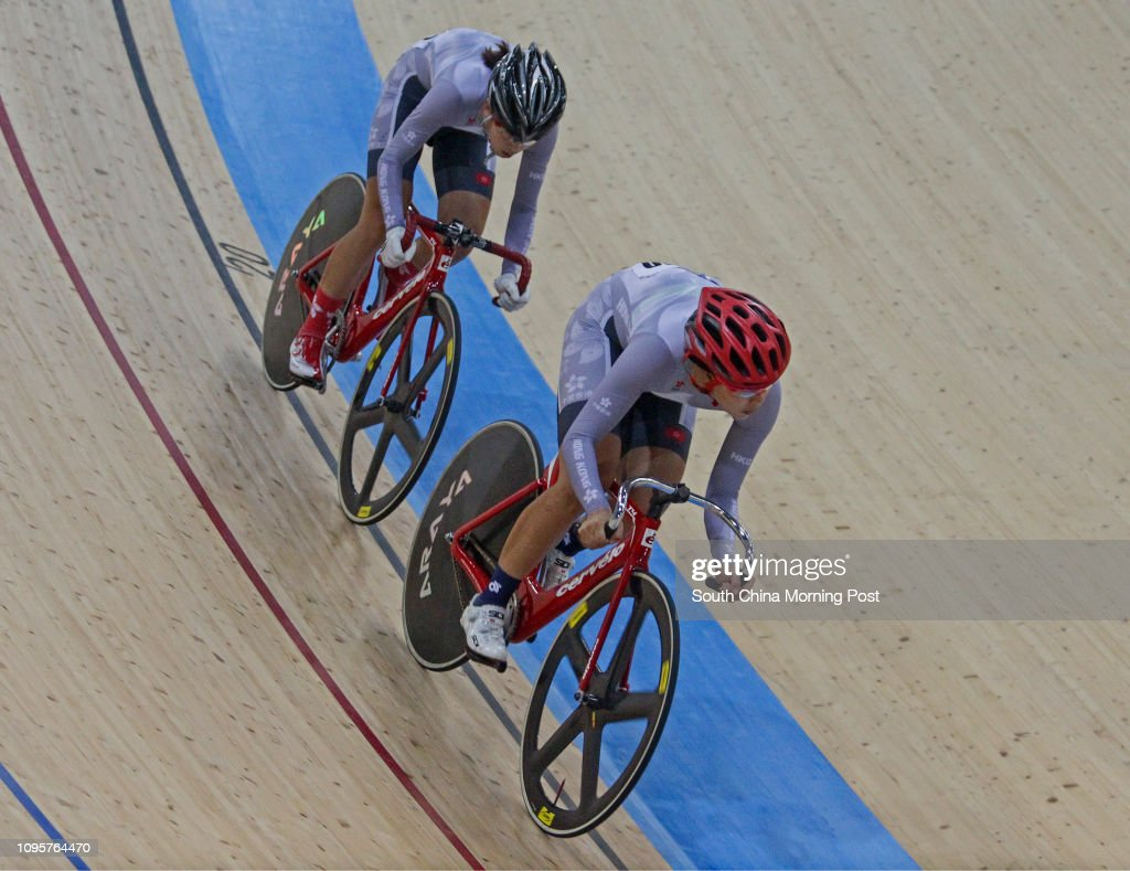 Hong Kong Track Cycling Championships Omnium III - Elimination... News Photo - Getty Images