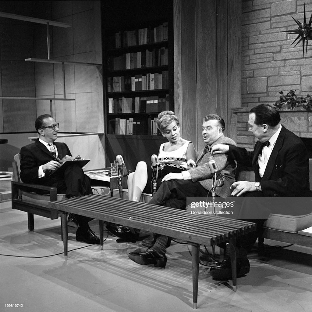 The Hy Gardner Show' Interview Pictures Getty Images