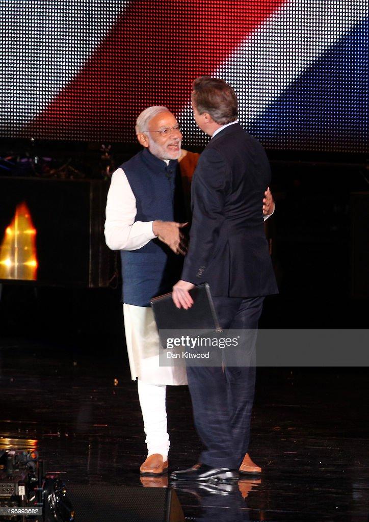 Fotos Und Bilder Von Wembley Welcomes Prime Minister Modi