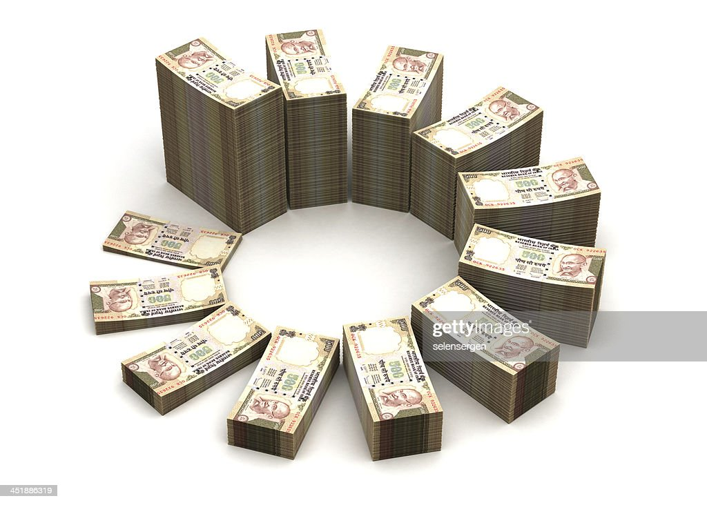 Indian rupee chart stock photo also thinkstock rh thinkstockphotos