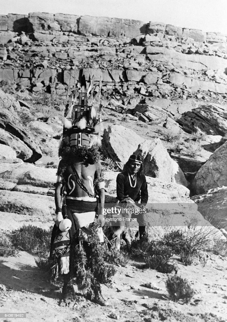 Le Peuple De La Paix : peuple, Indien, Tribu, 'Hopis',, Hopitu-shinumu,, Peuple, La..., Photo, Getty, Images