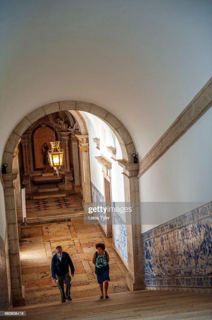 Monastère De Saint-vincent De Fora : monastère, saint-vincent, Monastery, Vincent, Photos, Premium, Pictures, Getty, Images