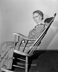 Grandma Rocking Chair Stock Photos and Pictures | Getty Images