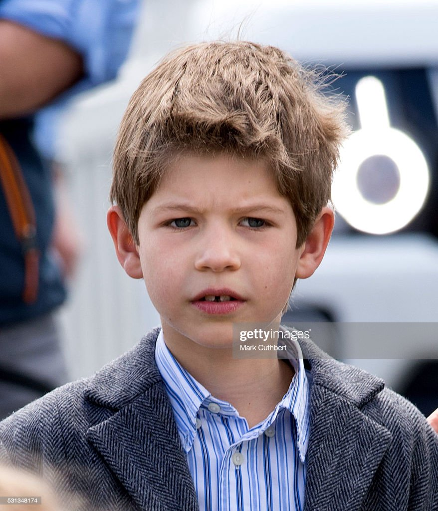James Viscount Severn attends The Royal Windsor Horse Show on May 14.... News Photo - Getty Images
