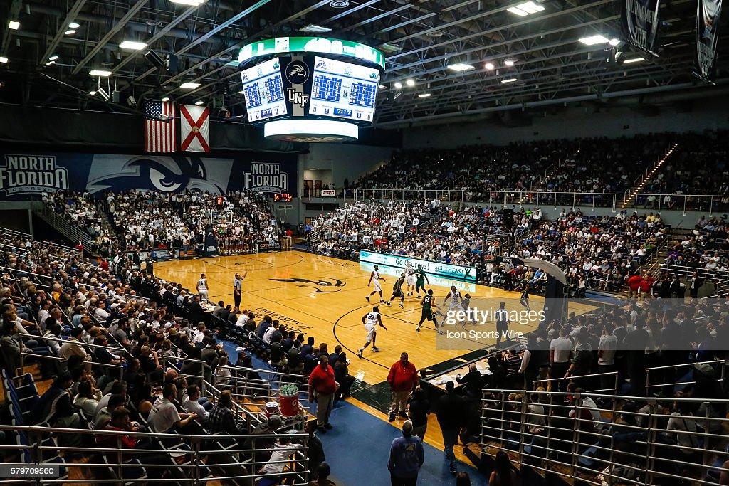 Ncaa Basketball Jan 09 Jacksonville At North Florida
