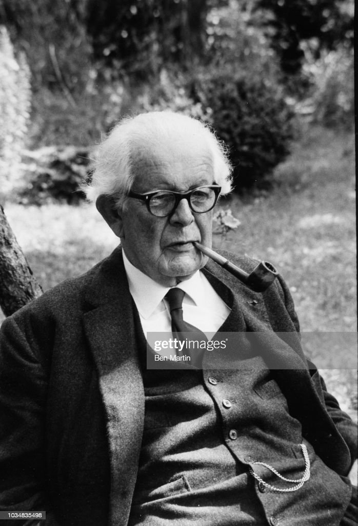 Jean Piaget Swiss psychologist known for his work in child ...