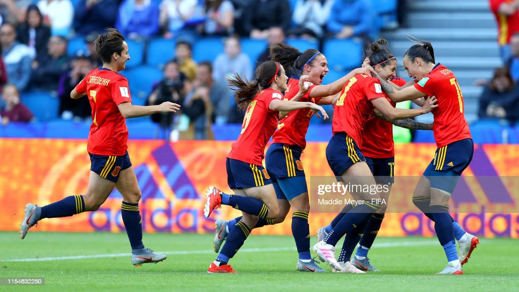 The pay gap in sport is, sadly, nothing new. 4 711 Spain Women S National Football Team Photos And Premium High Res Pictures Getty Images
