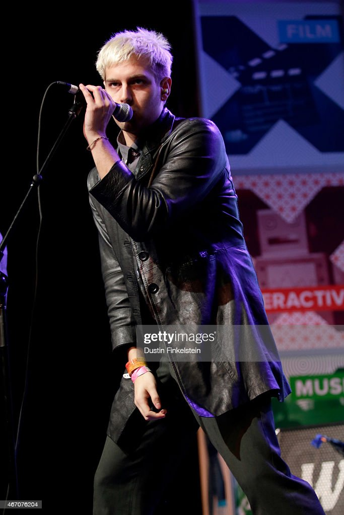 John 'Gaoler' Sterry of Gang of Four performs onstage at the Radio... News Photo - Getty Images