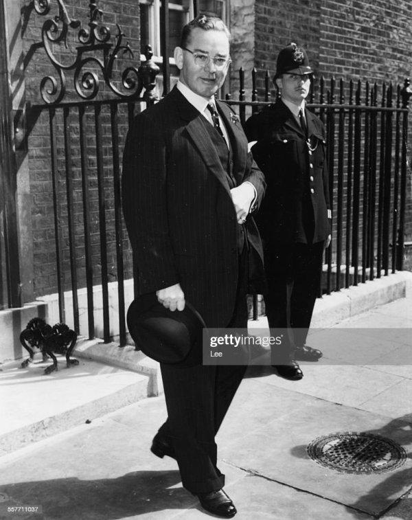 John Hay Whitney Ambassador In United Kingdom