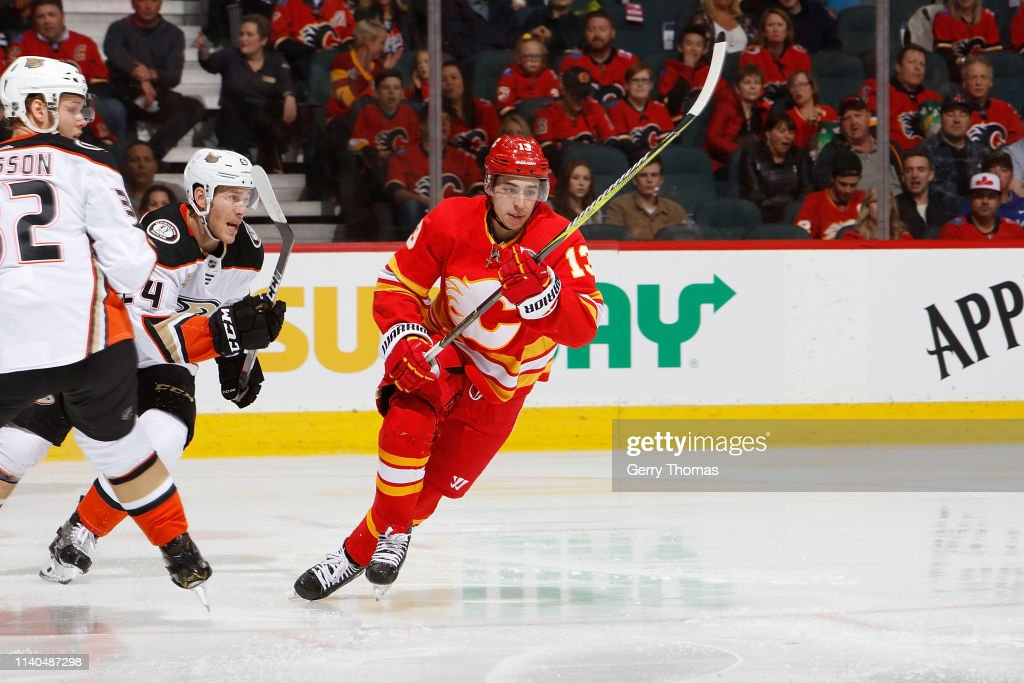 Johnny Gaudreau Flames Pictures And Photos Getty Images