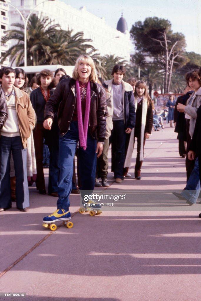 Il Etait Une Fois Groupe : etait, groupe, Joëlle, Mogensen,, Chanteuse, Groupe, était, Fois', Cannes, En..., Photo, Getty, Images