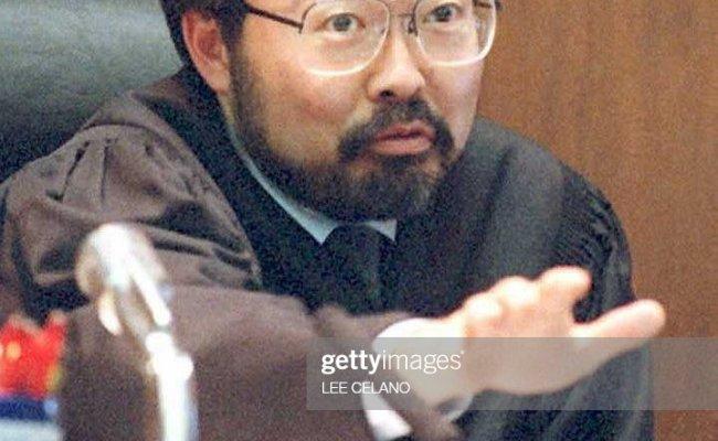 Judge Lance Ito Warns Prosecutor Rockne Harmon To Sit Down