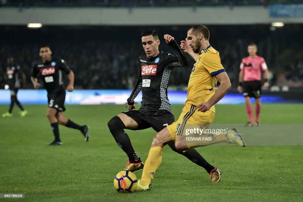 Napoli 0 1 Juventus Player Ratings Juvefc