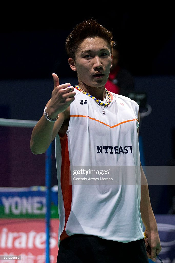 Kento Momota Stock Photos And Pictures Getty Images
