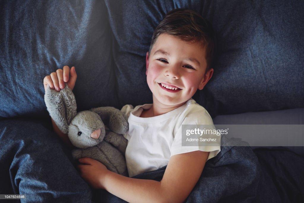 kids who rest feel