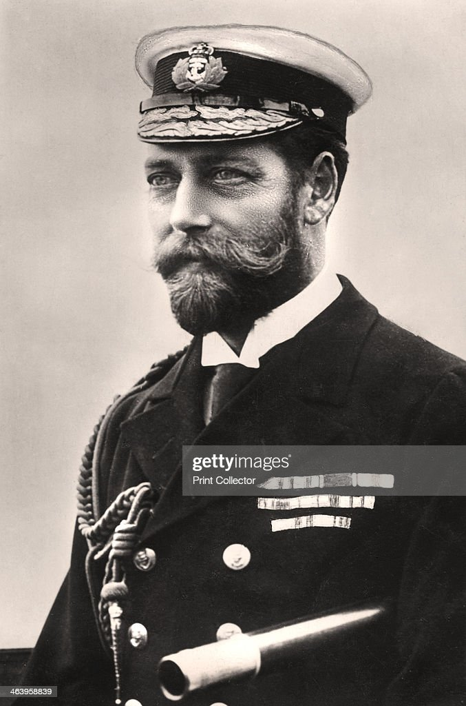 King George V 1865 1936 Early 20th CenturyArtist
