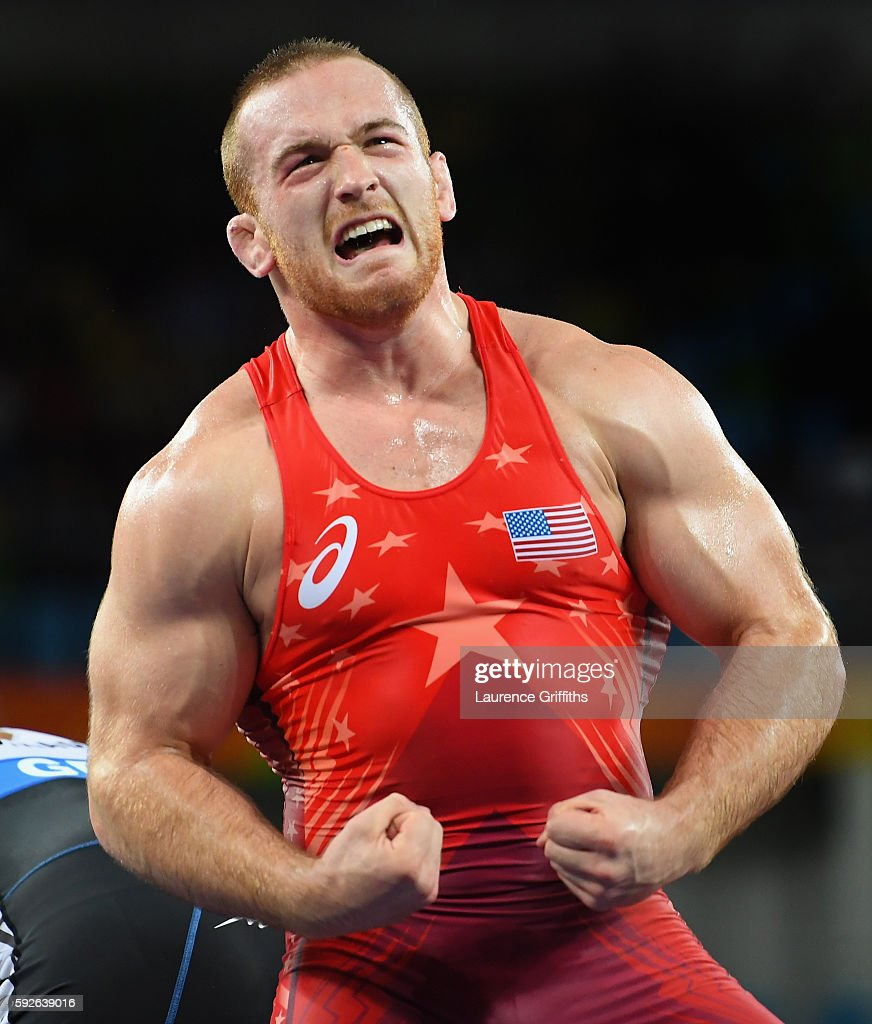 Kyle Snyder Wrestler Stock Photos And Pictures Getty Images