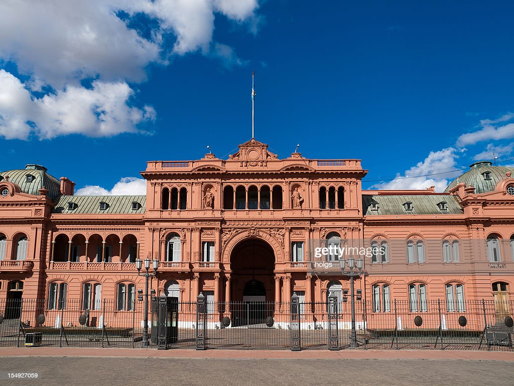 Casa Rosada Stock Photos and Pictures  Getty Images