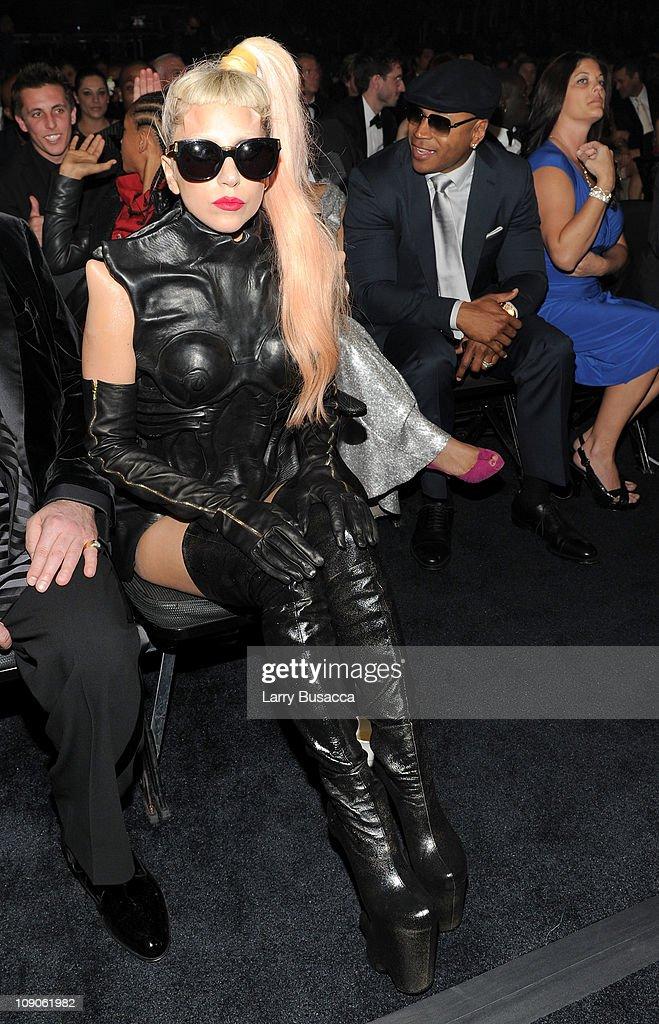 Lady Gaga Grammys 2011 : grammys, Grammys, Photos, Premium, Pictures, Getty, Images