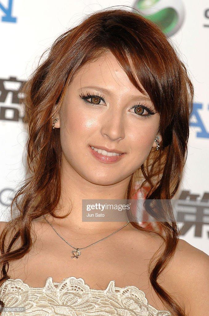 Leah Dizon during MTV Video Music Awards Japan 2007 - Press Room at... Nachrichtenfoto - Getty Images