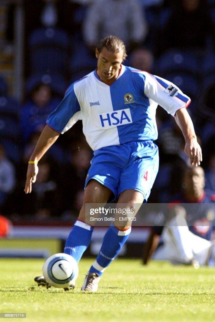 Soccer Fa Barclays Premiership Blackburn Rovers V