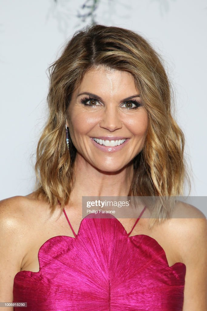 Lori Loughlin Attends The 2018 Hallmark Channel Summer Tca