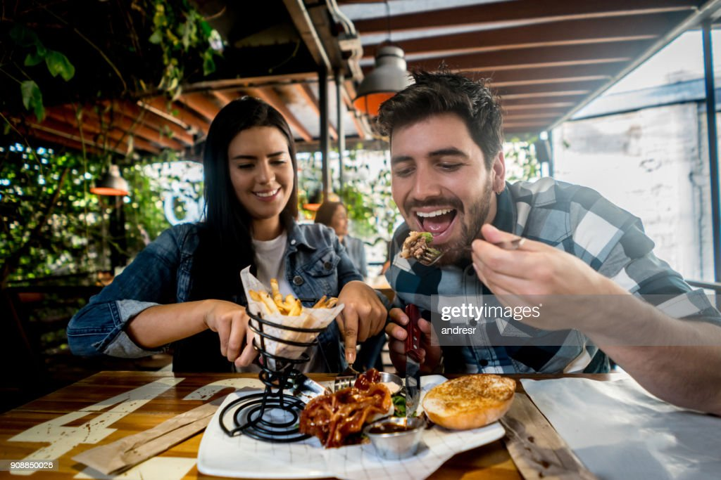 Guy Eating Woman Out