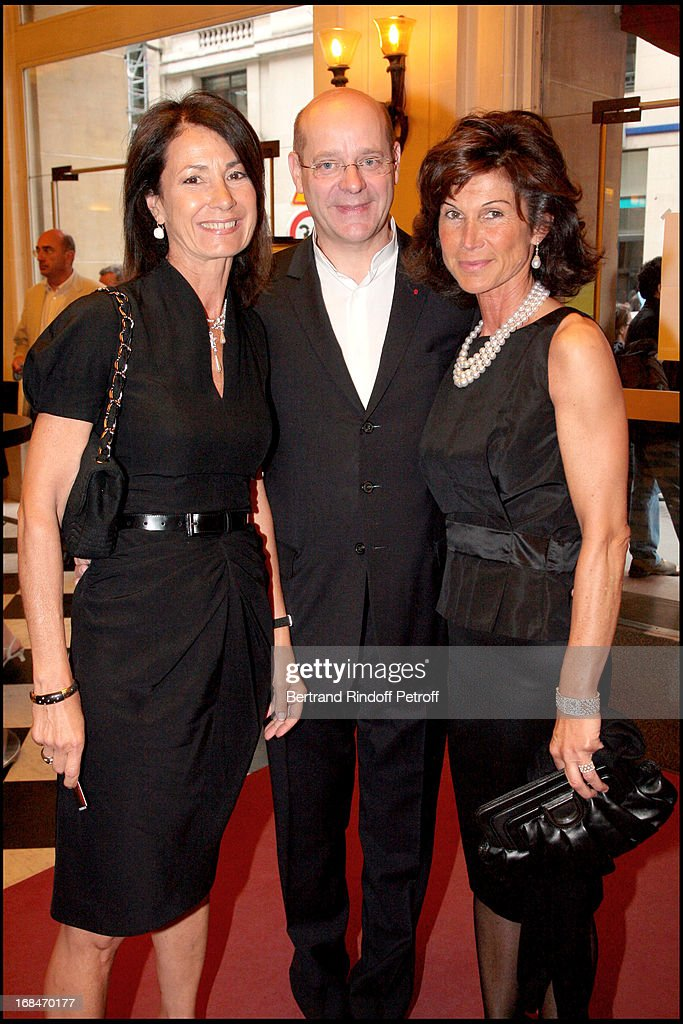 Olivier Bellamy Et Sa Femme : olivier, bellamy, femme, Brigitte, Engerer, Photos, Premium, Pictures, Getty, Images