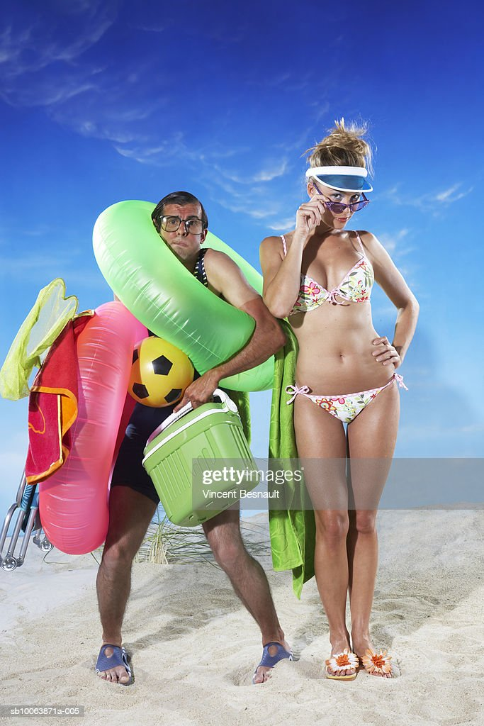 Funny Fat Kid On Beach : funny, beach, Beach, Funny, Photos, Premium, Pictures, Getty, Images