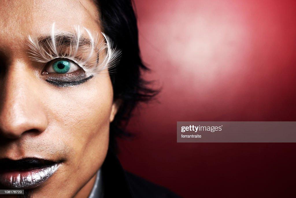 60 top false eyelashes