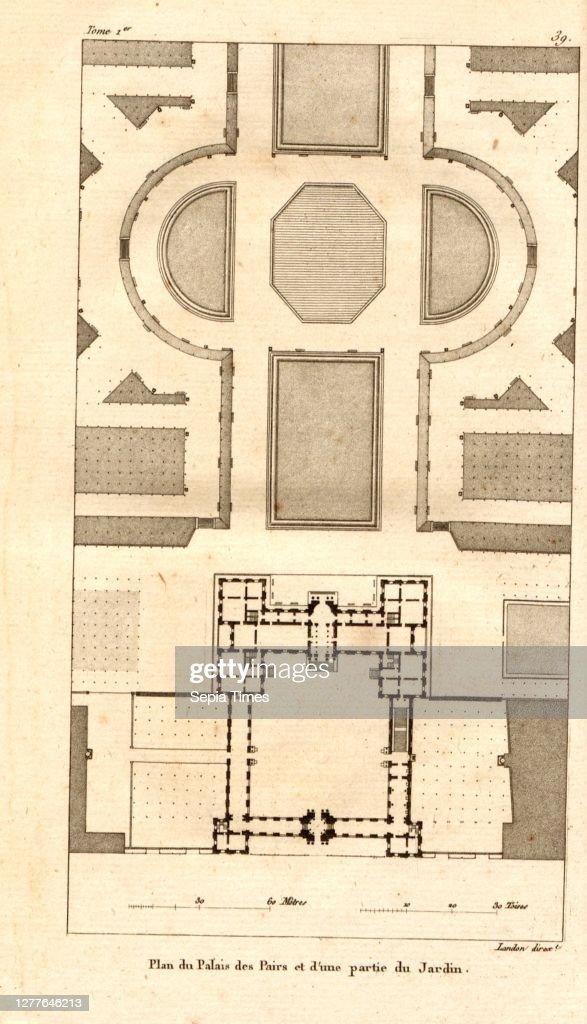 Palace Map D&d : palace, Palace, Peers, Garden,, Palais, Du..., Photo, Getty, Images