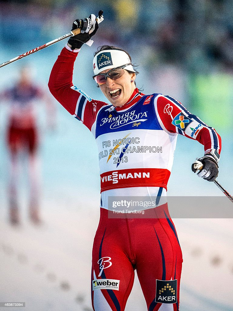 Marit Bjoergen Stock Photos And Pictures Getty Images
