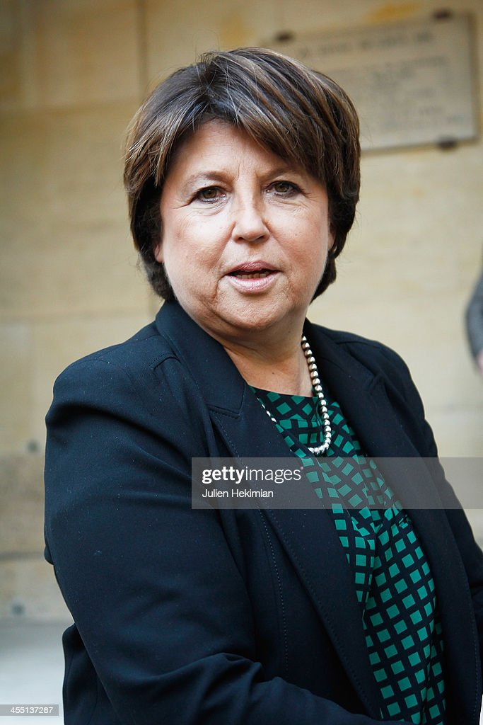 World S Best Martine Aubry Stock Pictures Photos And