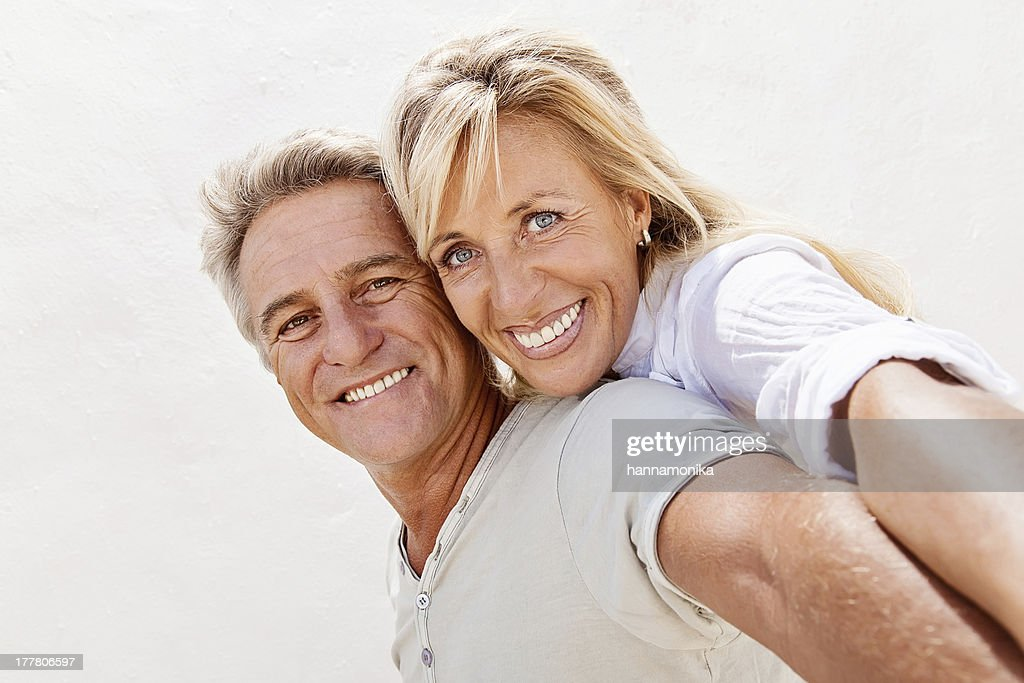 free smile white couple